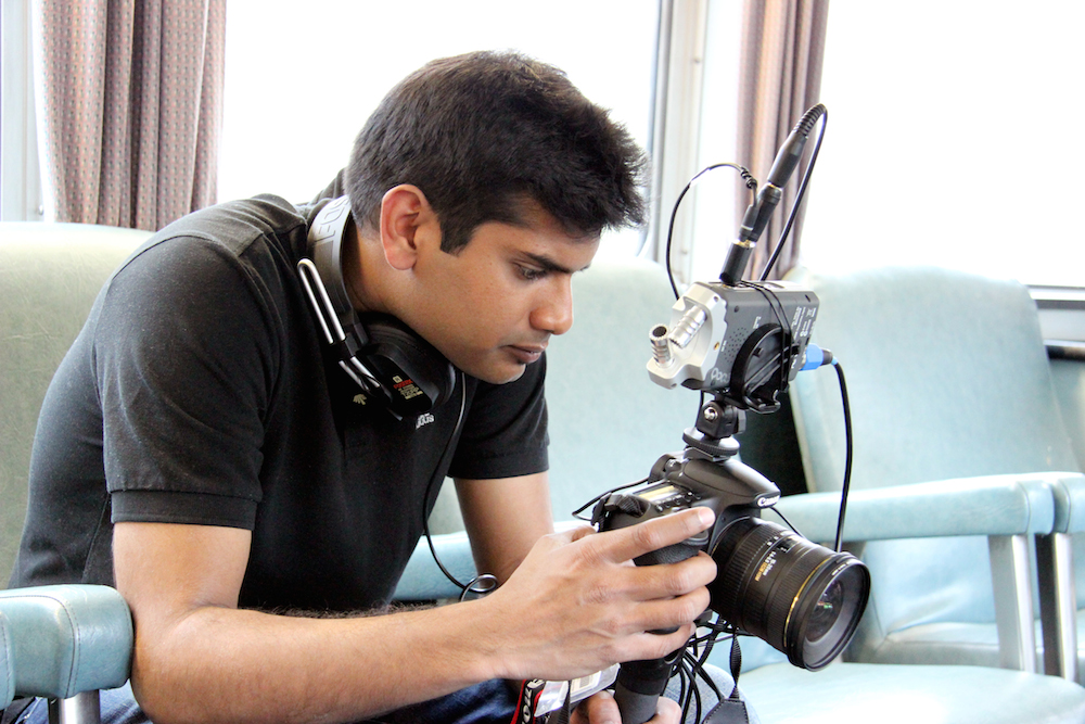 All_Aboard_Manoj_Filming