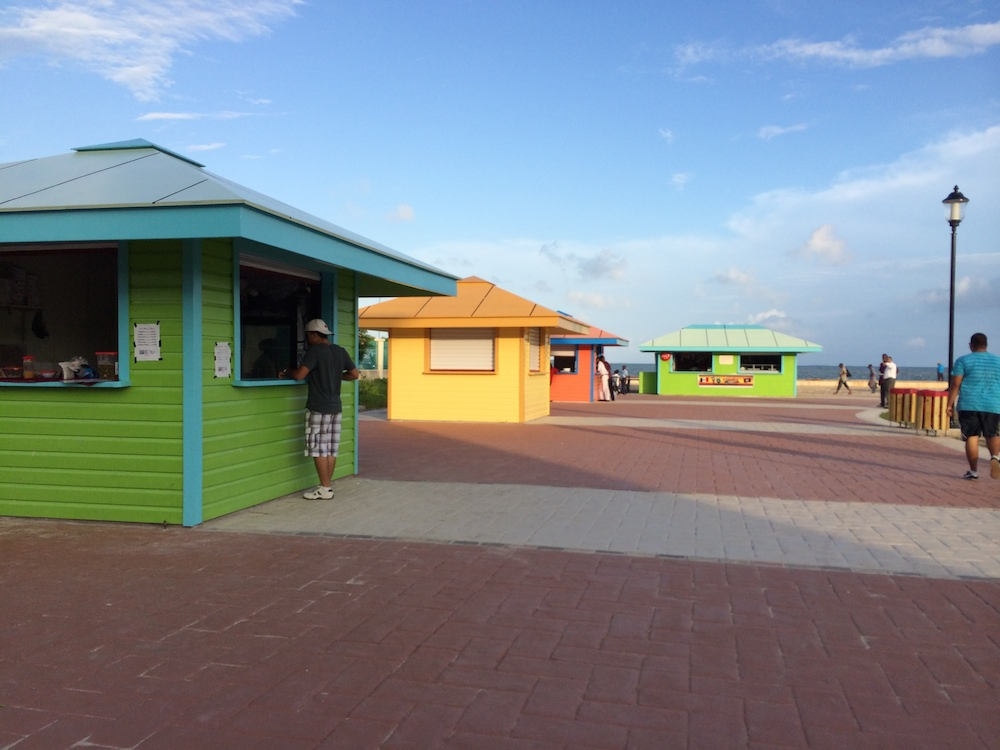 BSC Projects BTL Park Belize 2014-5